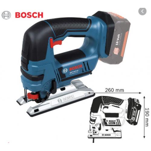 Máy cưa lọng dùng pin Bosch GST18V-LI GEN 2 (SOLO)