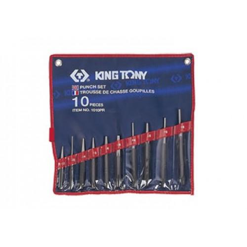 Bộ đột lỗ 10 cái Kingtony 1010PR