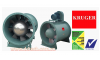 QUẠT THÔNG GIÓ KRUGER / KRUGER VENTILATION MXA Series - Mixed Flow Fan – Direct Driven