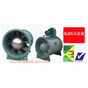 QUẠT THÔNG GIÓ KRUGER / KRUGER VENTILATION MXA Series - Mixed Flow Fan – Direct Driven